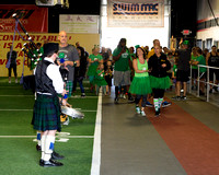 St Patrick's Day parade and shows