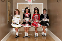 Chloe, Madeleine, Bridget (2014 Savannah feis in Rock Hill)